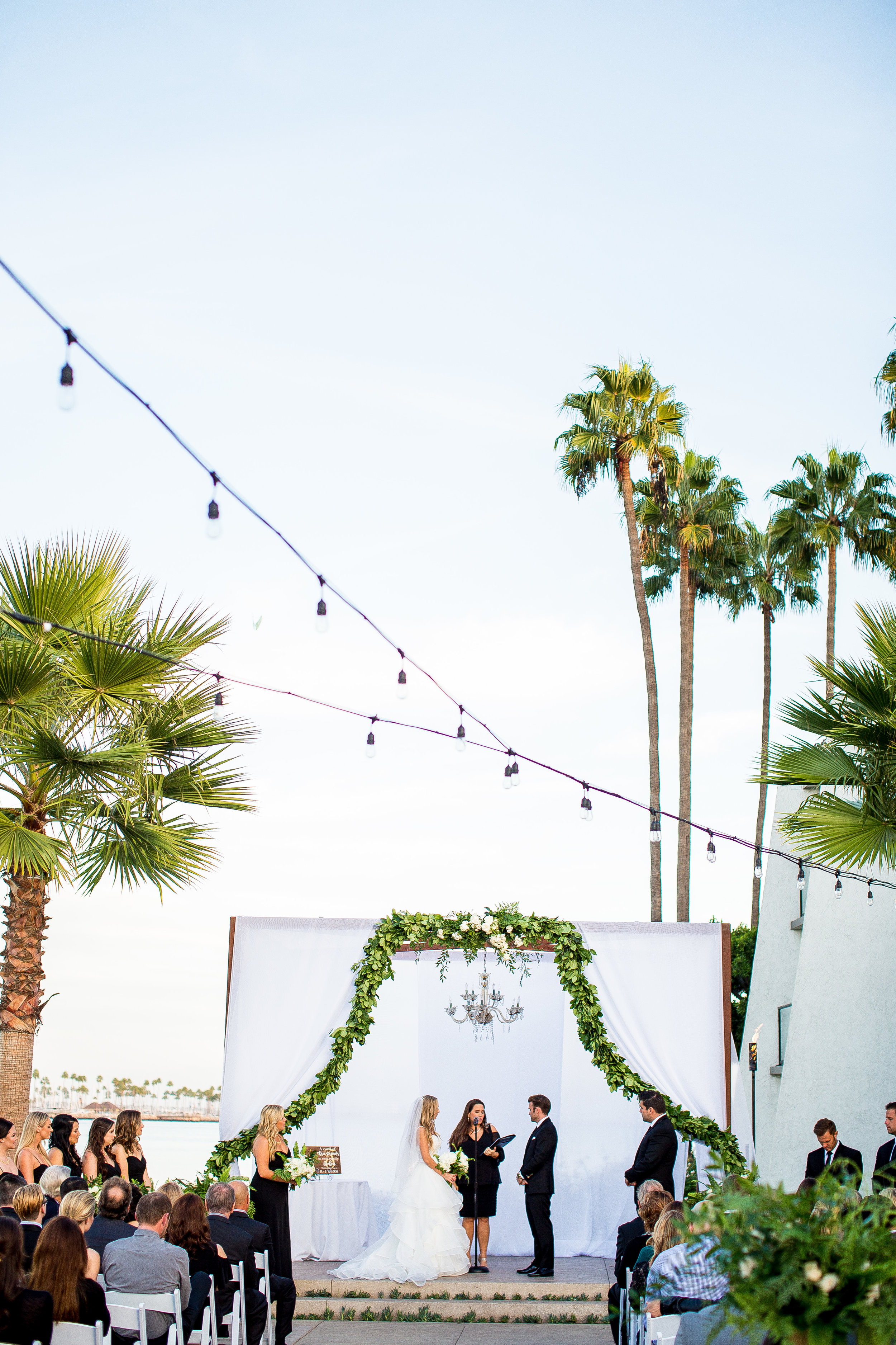 Hotel Maya Long Beach Wedding