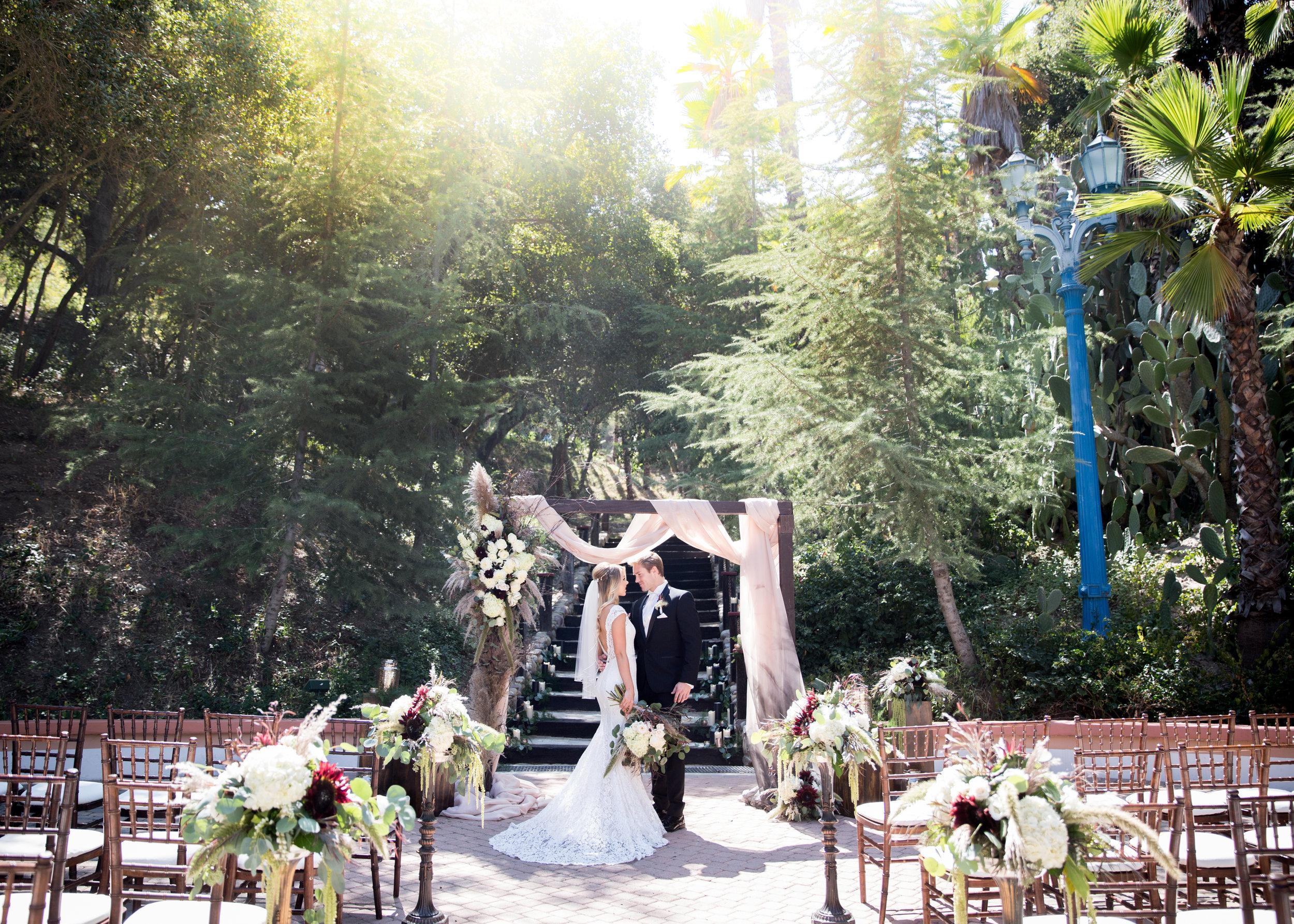 Rancho Las Lomas Wedding Planner 2