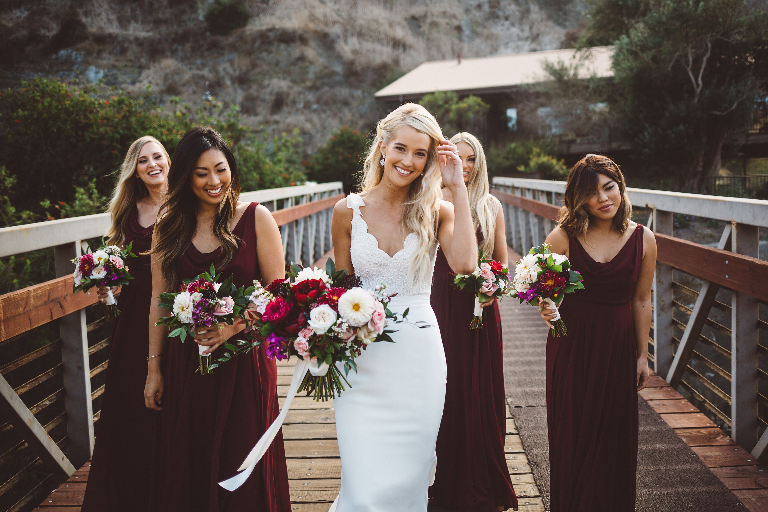 The Ranch Laguna Beach Wedding