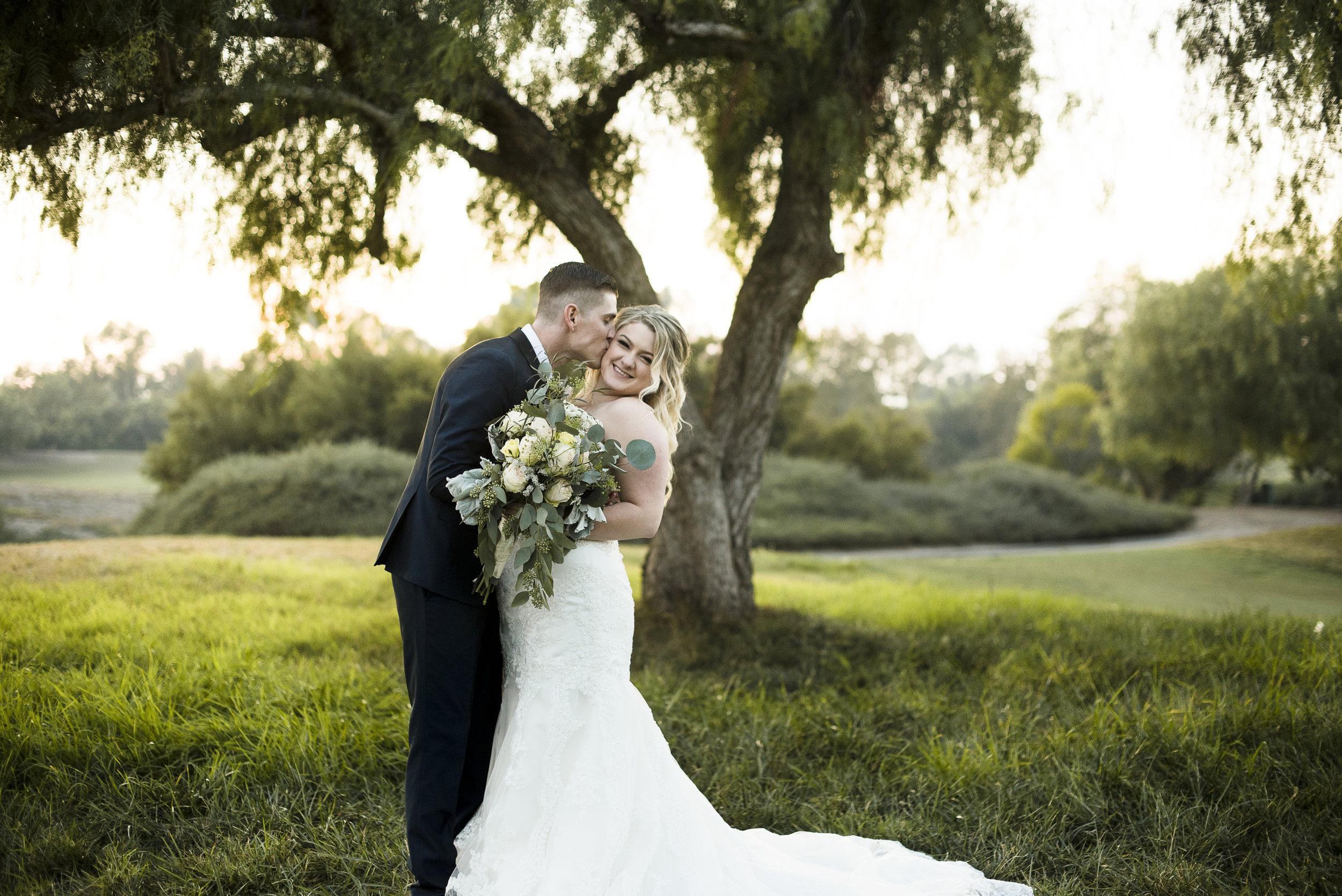 Oak Creek Golf Course Wedding