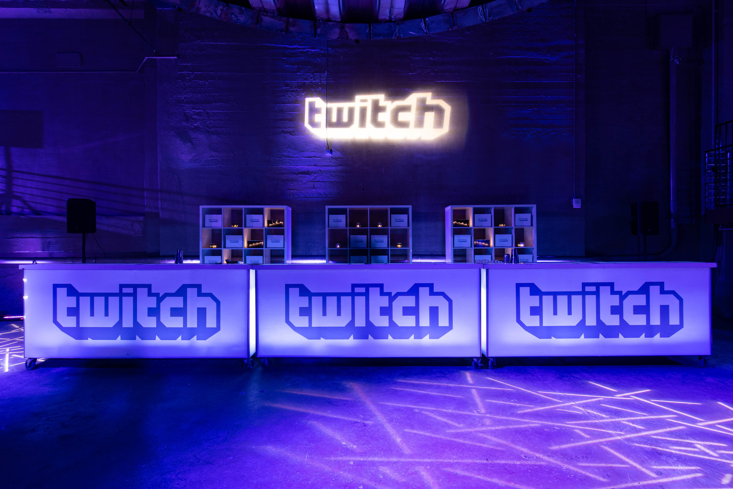 Corporate Event Planning Los Angeles Twitch