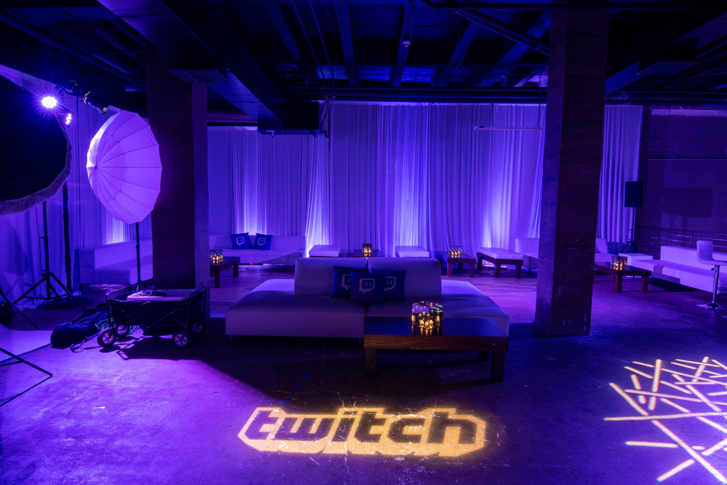 Twitch E3 After Party 2018 Level Events