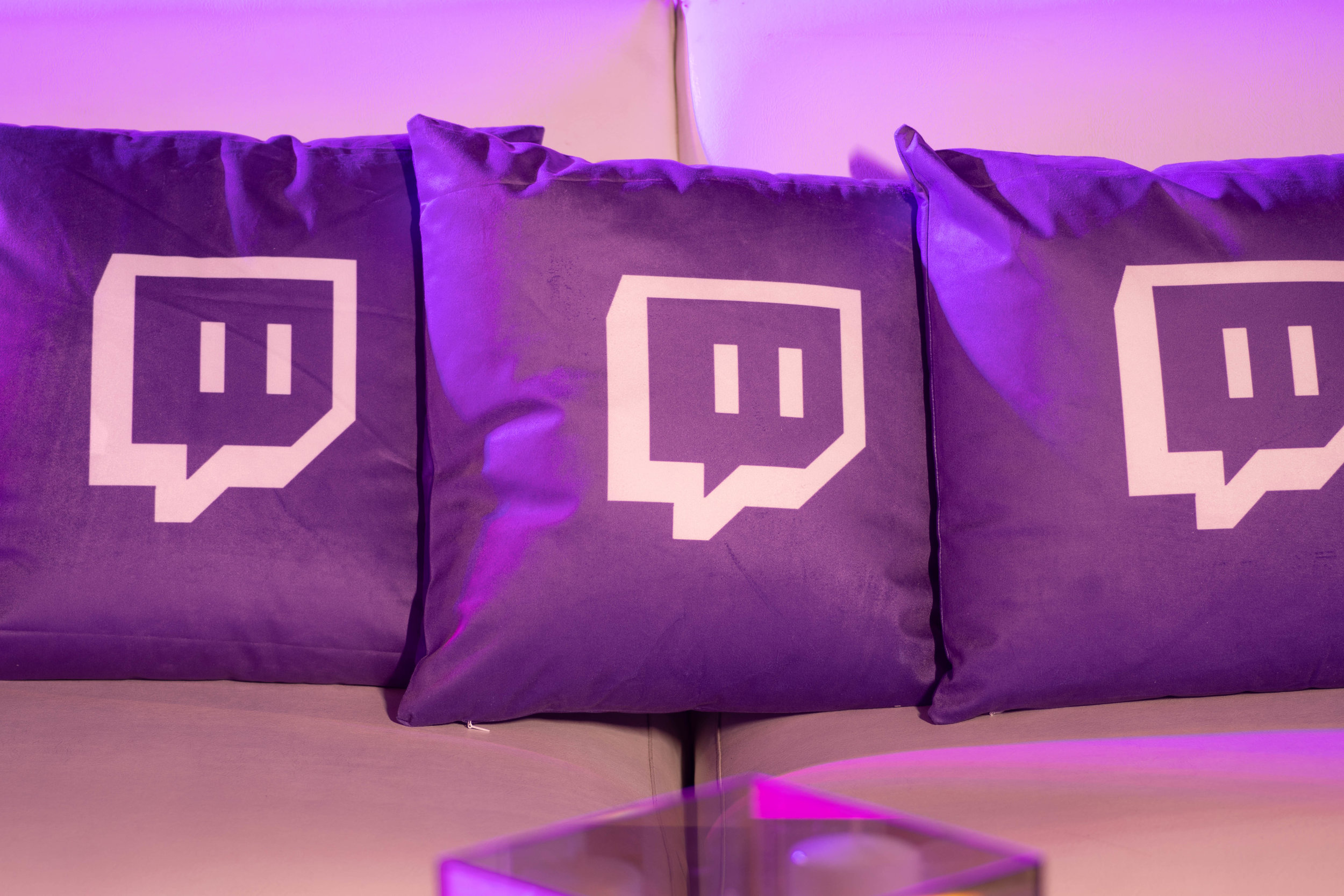 Branded Event Pillows