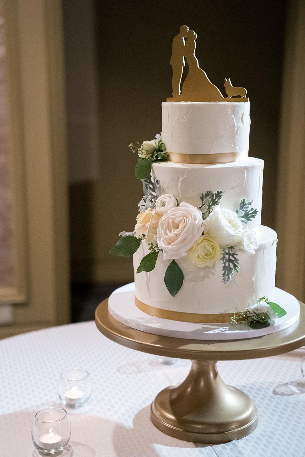 ritz carlton laguna niguel wedding cake
