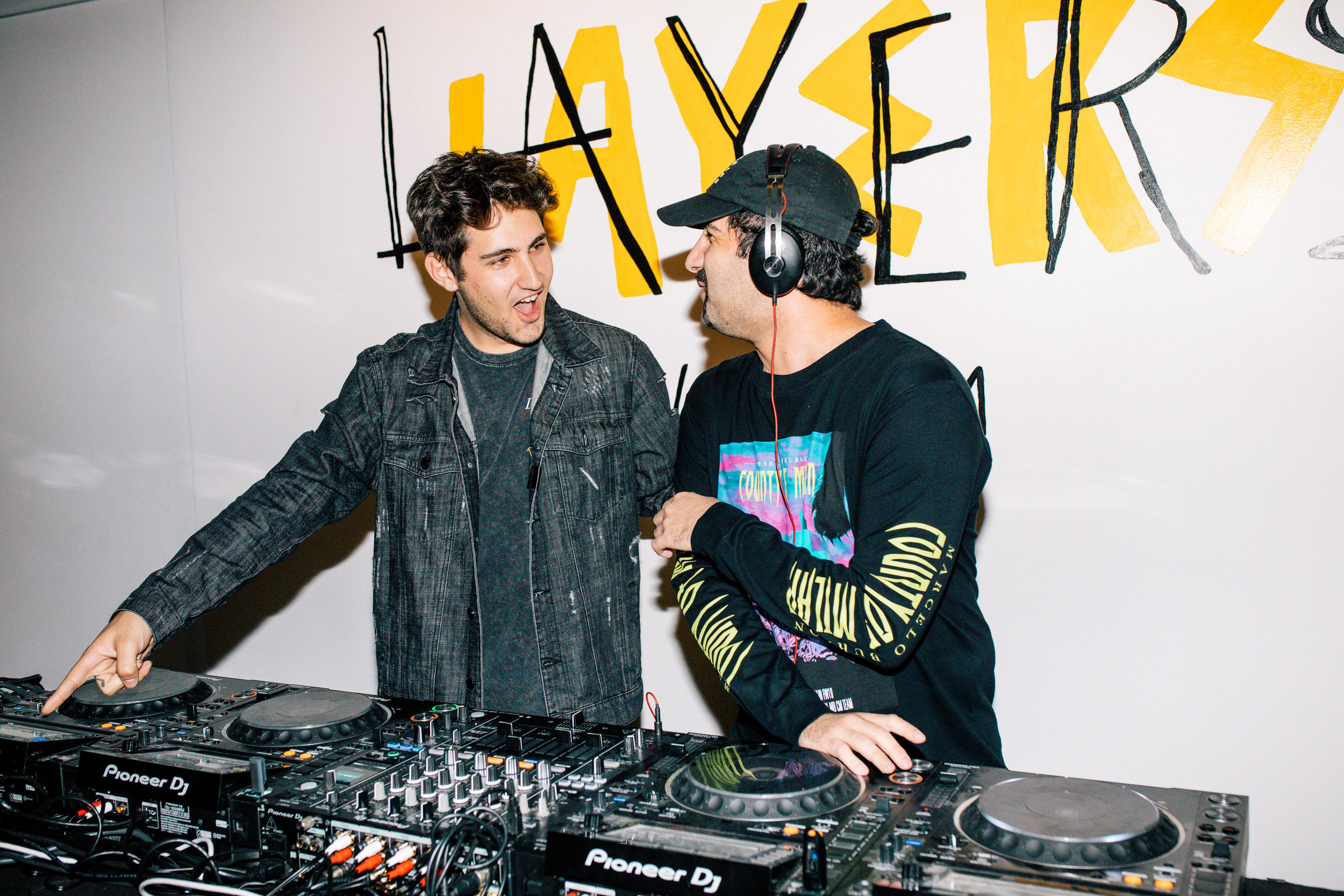 Party Favor Los Angeles Album Release Party with Valentino Khan and Jauz