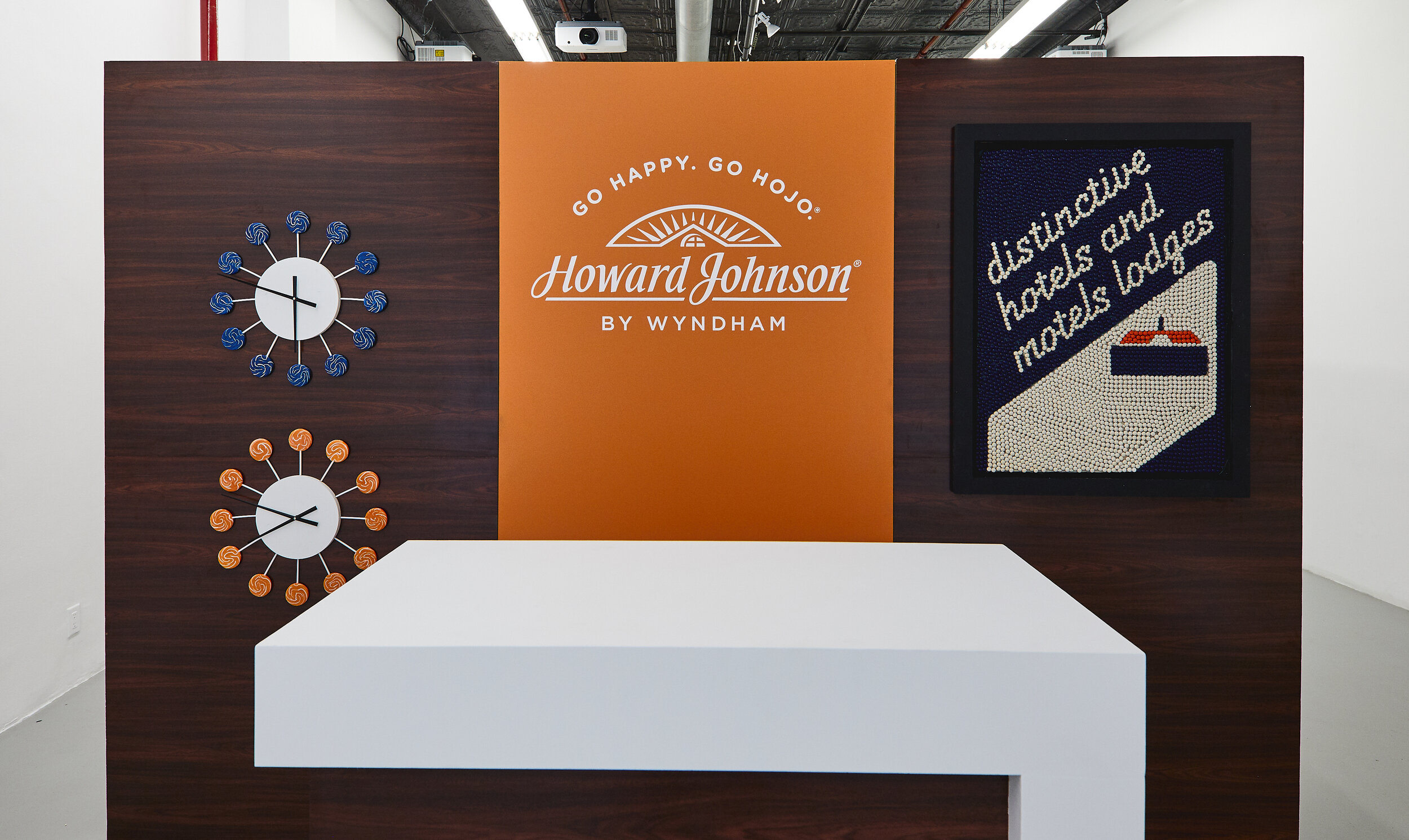 Corporate Event Pop Up in New York
