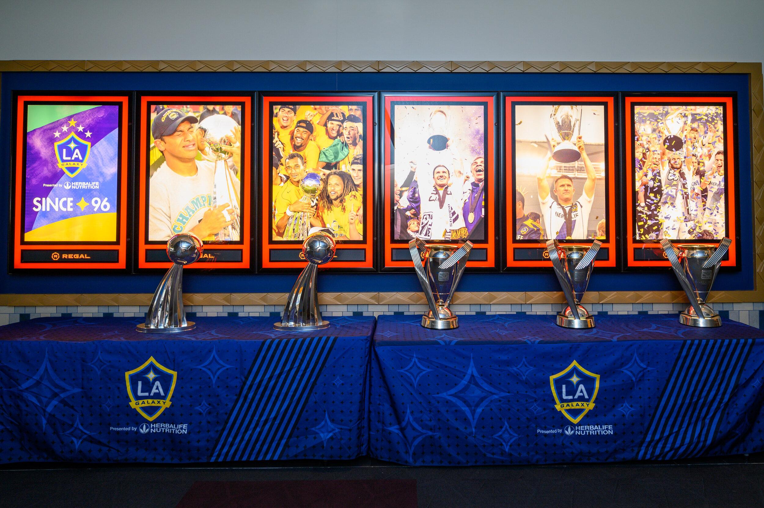 LA Galaxy Season Ticket Holder Event