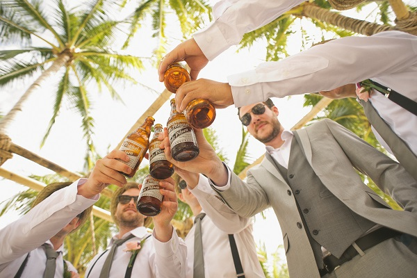These black-cherry-soda-drinking, fancy-suit-wearing millennials know how to party.