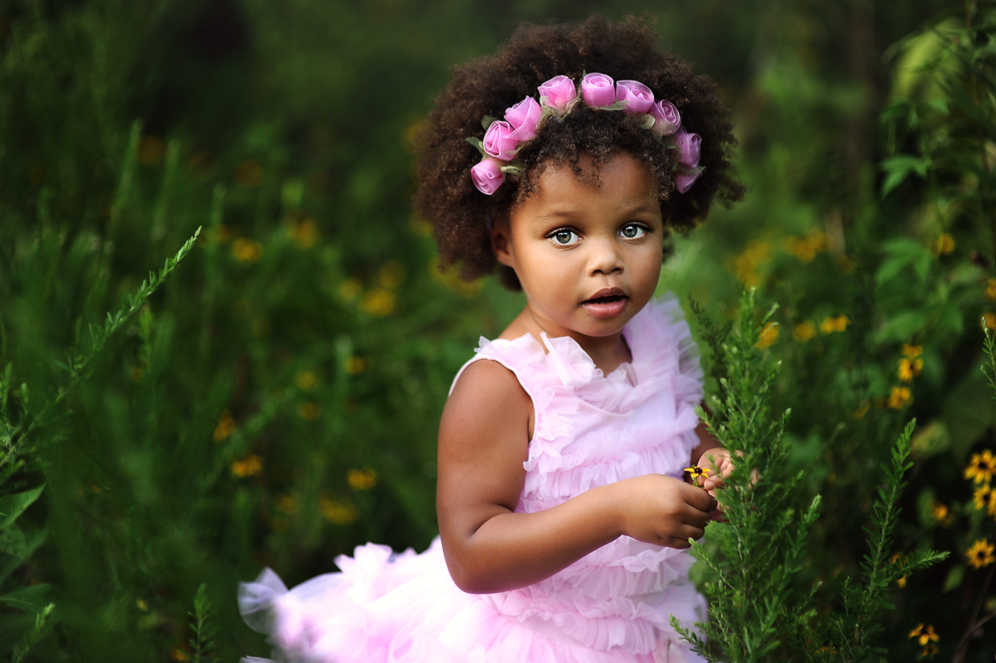 Styled children portraiture with AluraWayne Photography in Nashville, TN.