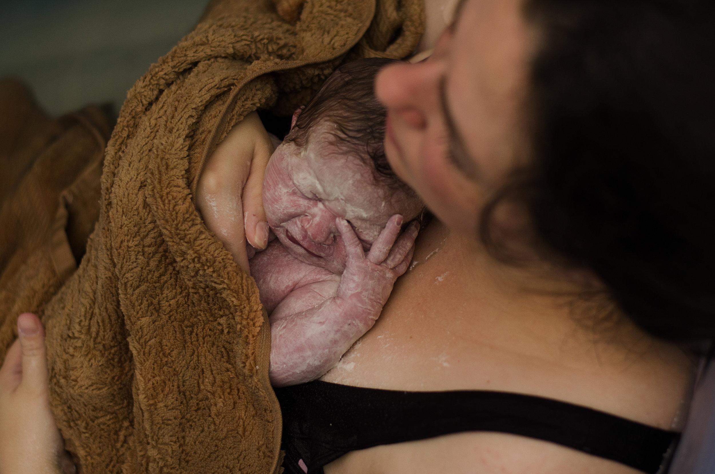 nashville tn home water birth photograpy