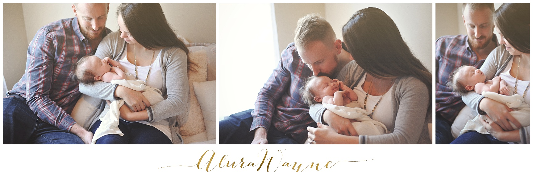 nashville tn lifestyle newborn photography