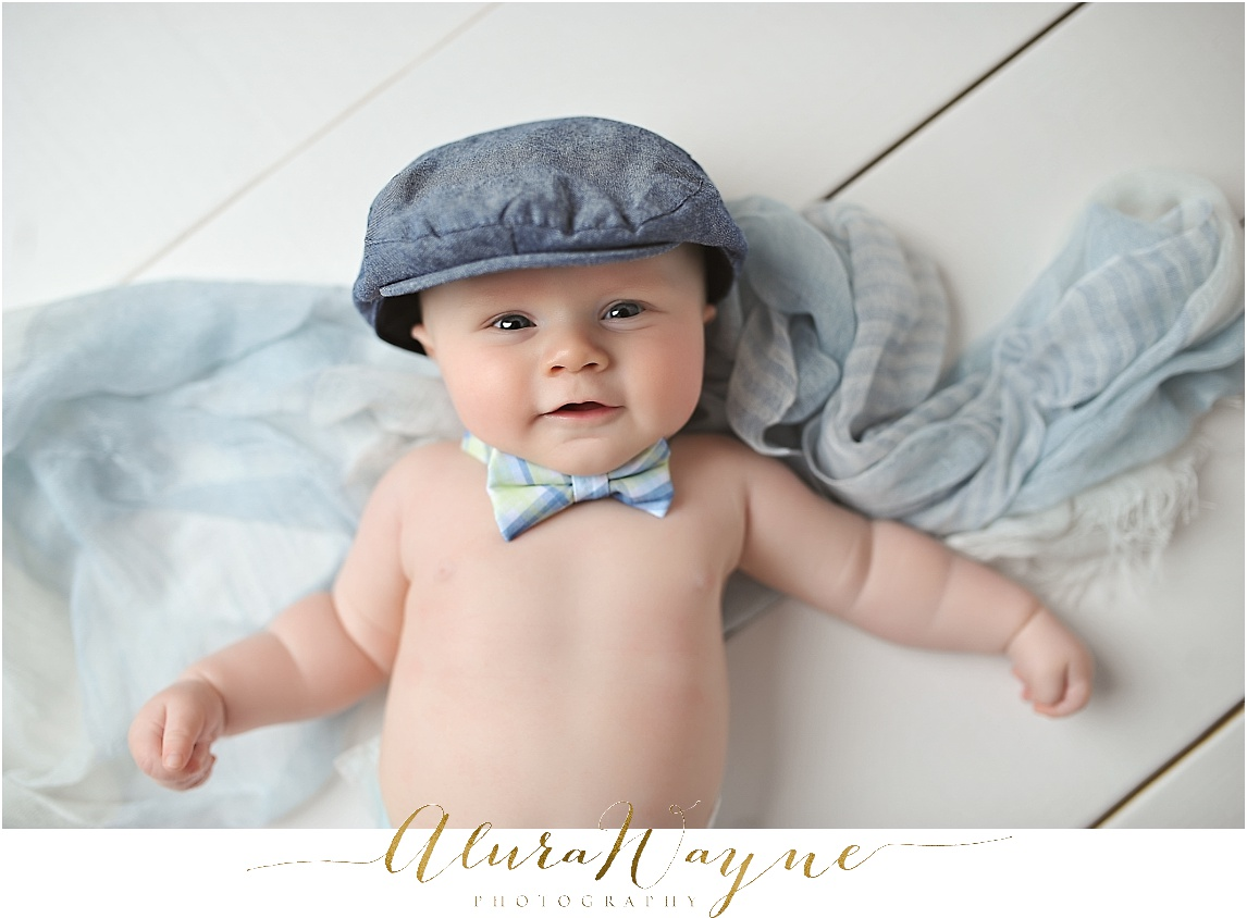 milestone session nashville, tn AluraWayne Photography- baby boy, 3 months old