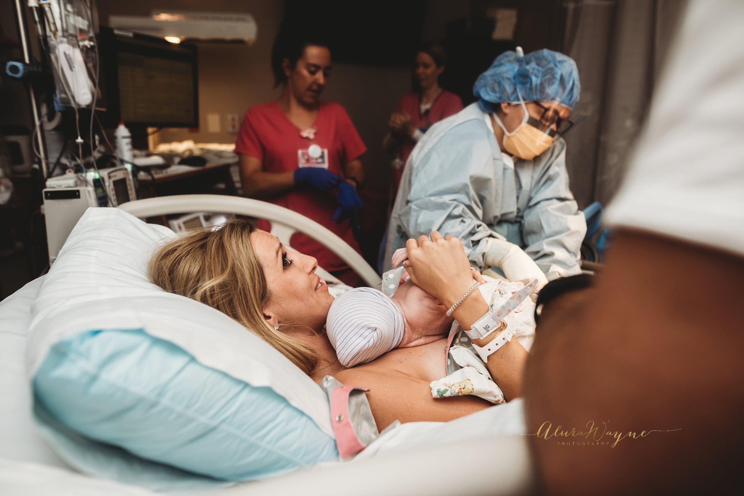 Nashville Birth Photographer | AluraWayne Photography