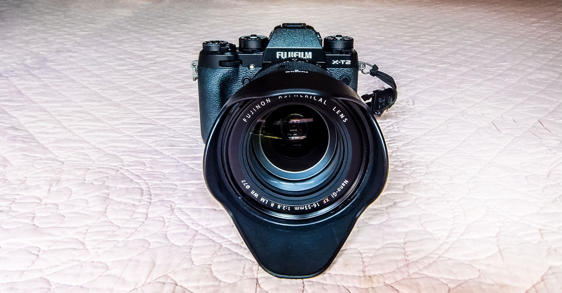 The Fujifilm X-T2