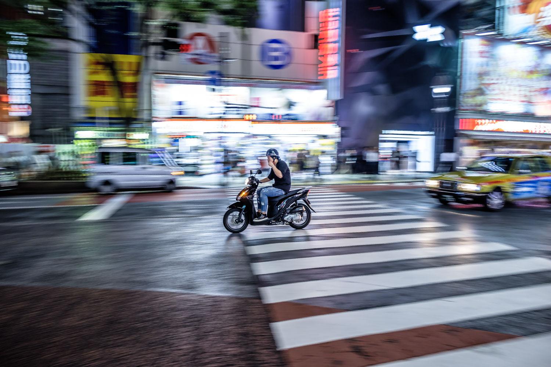 Shibuya - always in motion