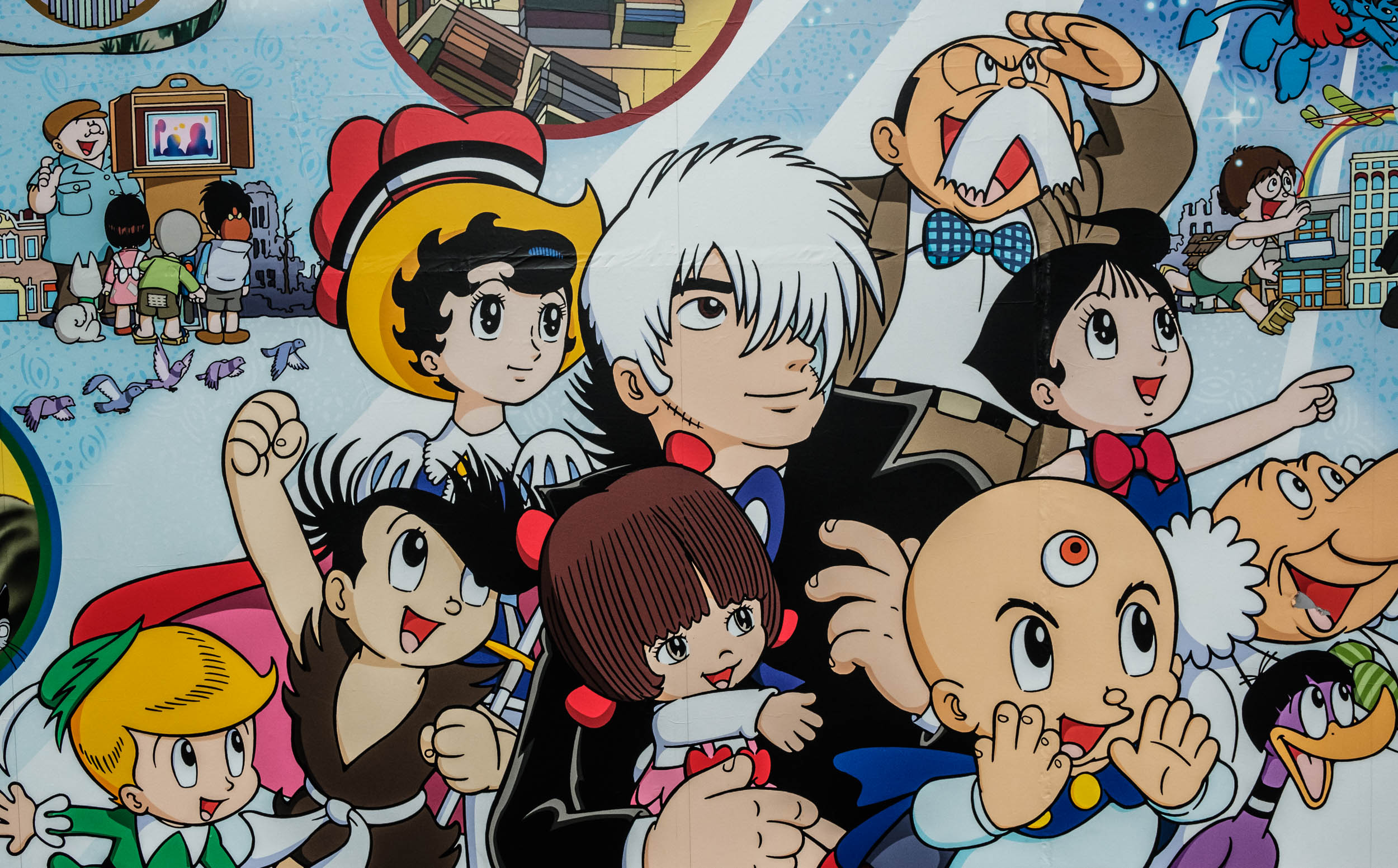 Black Jack and friends