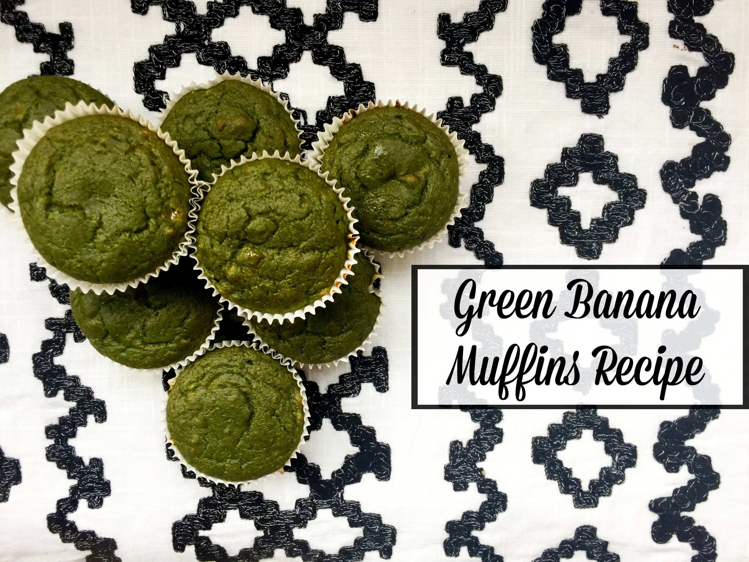 green-banana-muffin-recipe