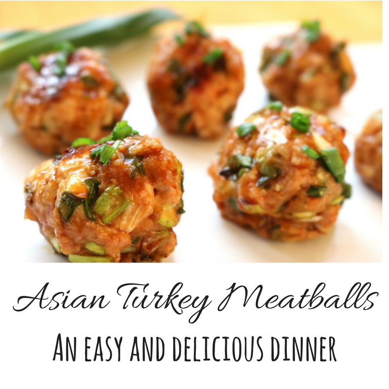 asian-turkey-meatballs