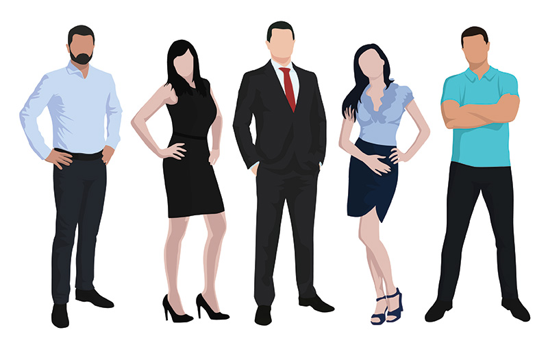 Business-people,-men-and-women-standing-in-different-poses.jpg