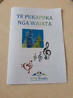Te Pukapuka nga Waiata