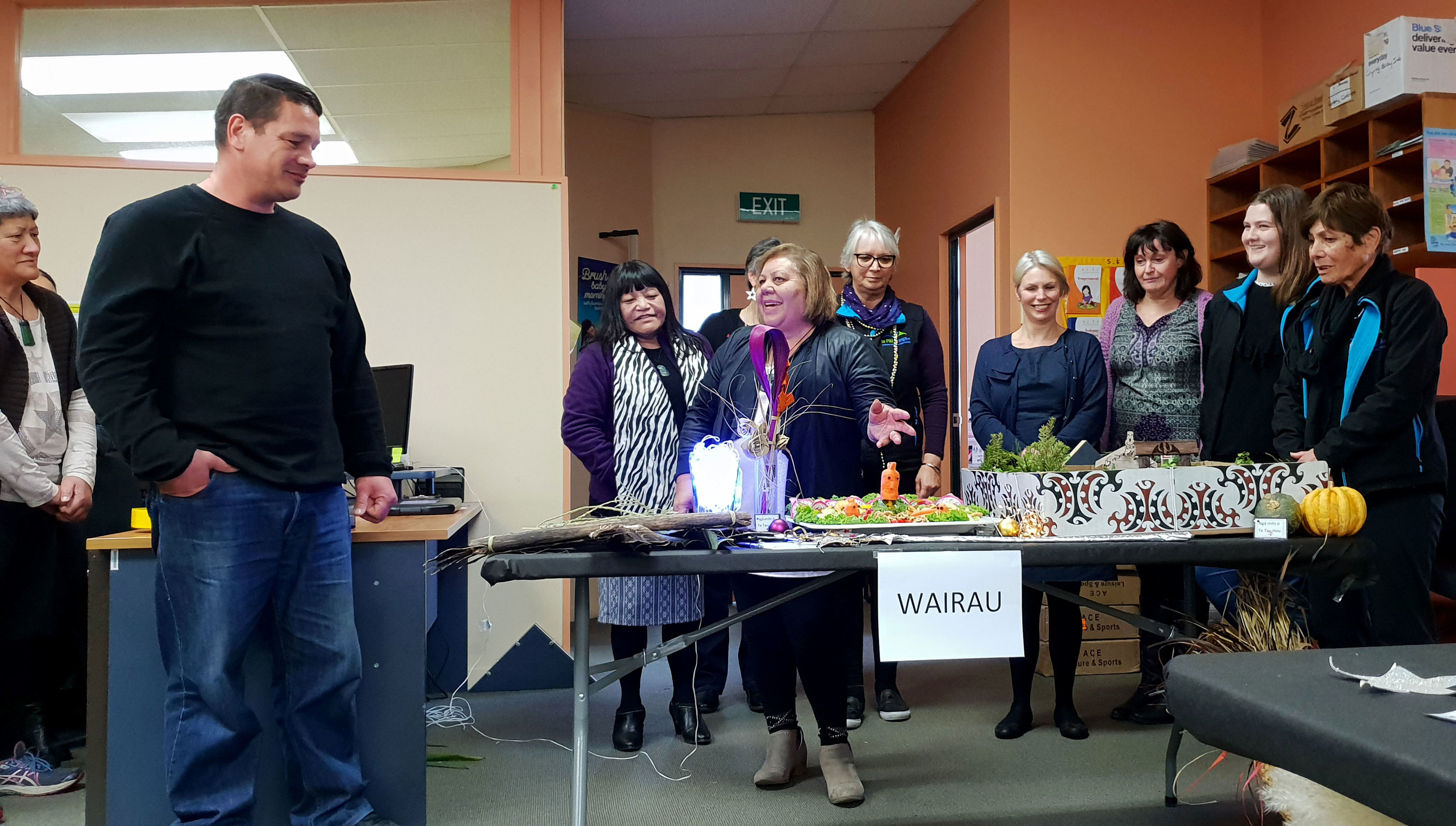 Wairau, third in vegetable/fruit animal
