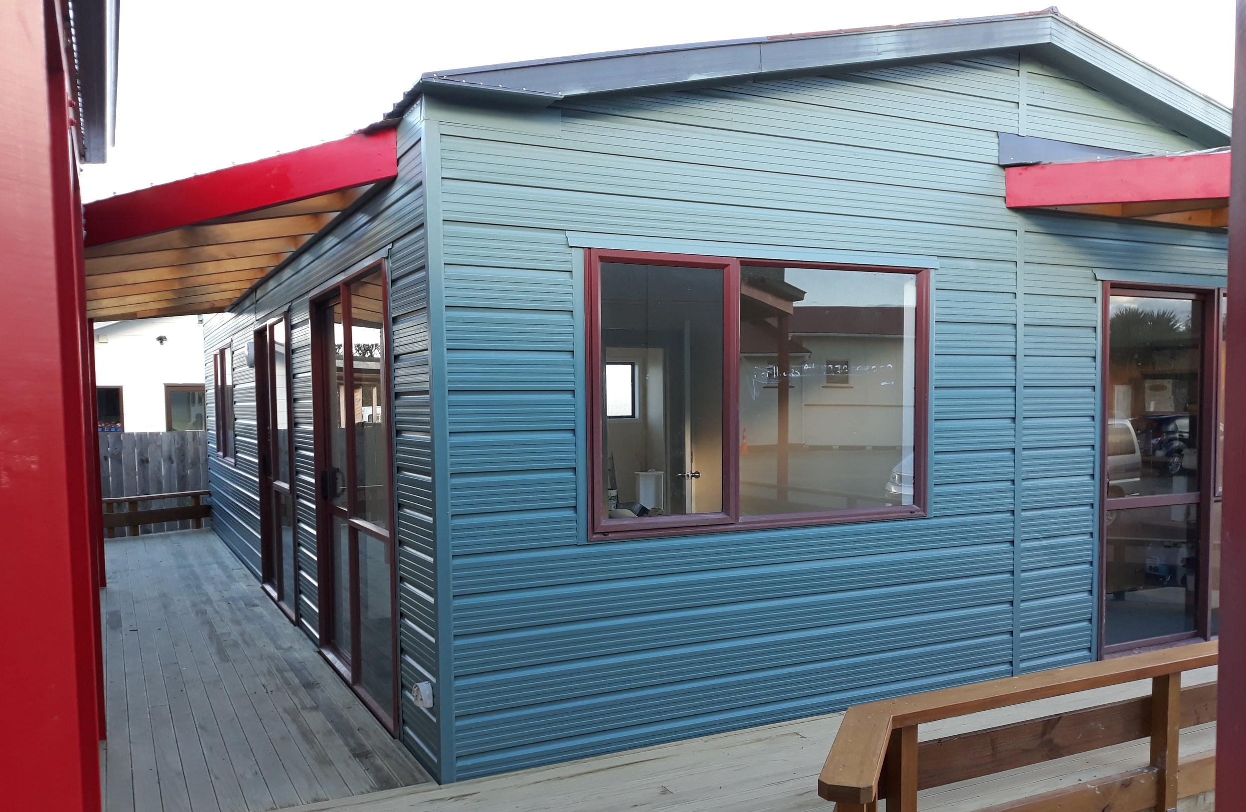 """""""Ra'iatea""""    New extension at Te Piki Oranga Motueka hub."""
