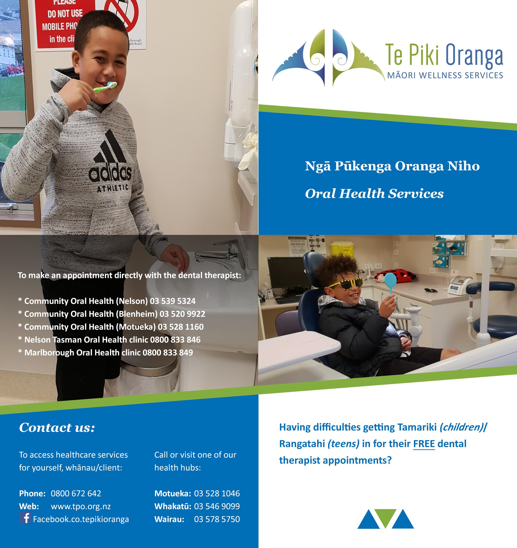 Oral Health Brochure
