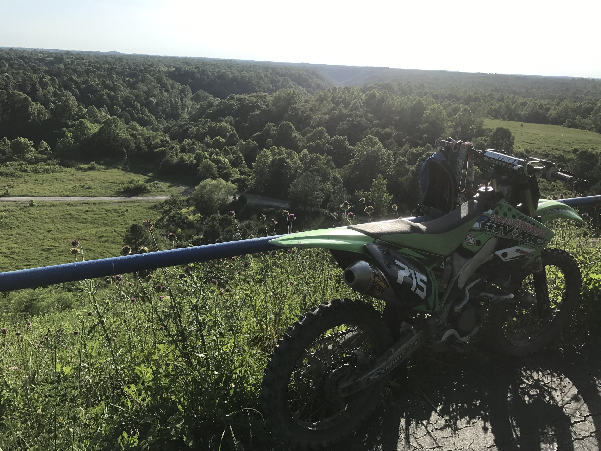 Moto: Southfork Elk View Station - Breathitt County KY   OHV trails in Breathitt County, KY.