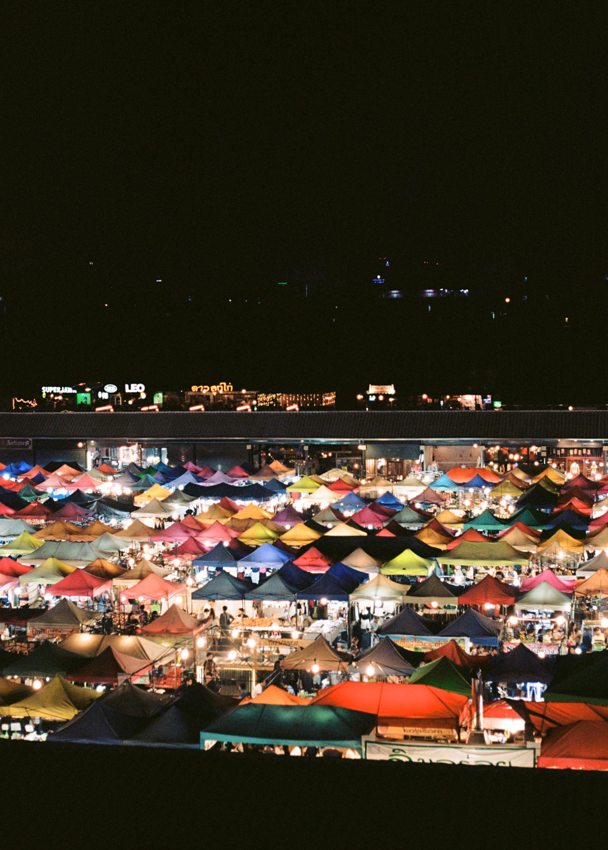 Ratchada Train Night Market