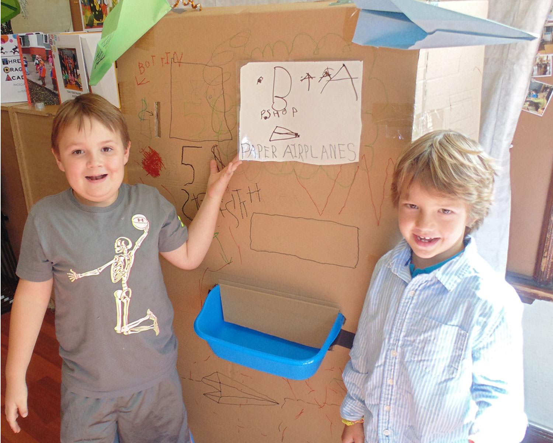 TDA kids love to learn!