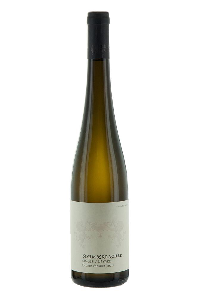 Sohm & Kracher 2012 Grüner Veltliner Single Vineyard