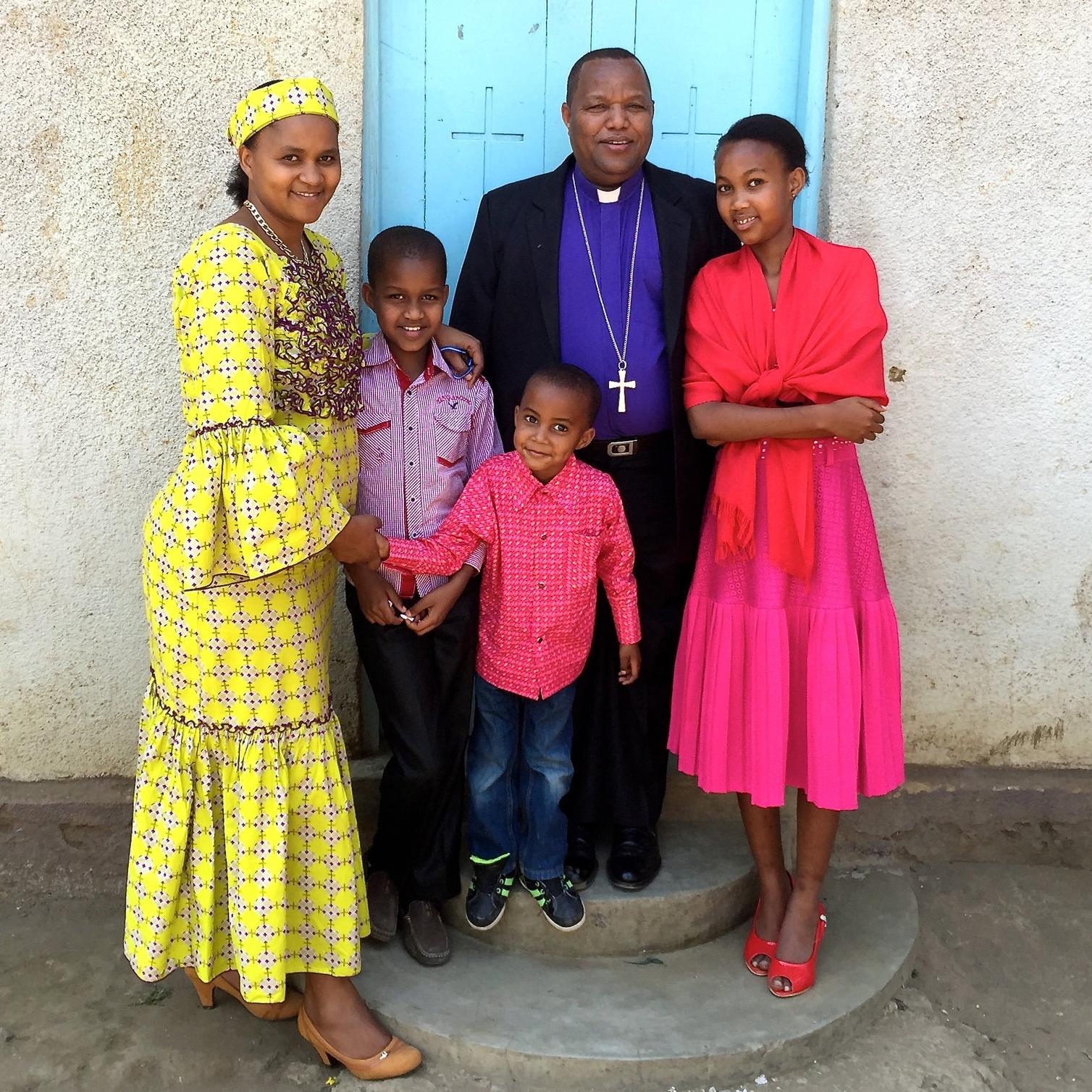 Dr. Stanley Hotay   Bishop, Diocese of Mount Kilimanjaro