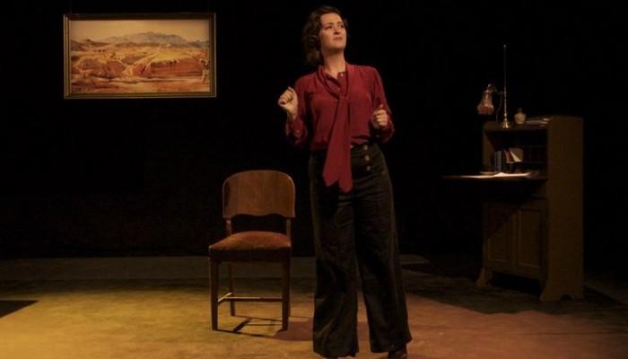 Murder at Warrabah House  by SNAFU Theatre, Set design, 2011