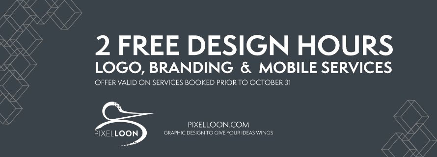 Sign with us by October 31 to receive two free design hours (a $100 value).