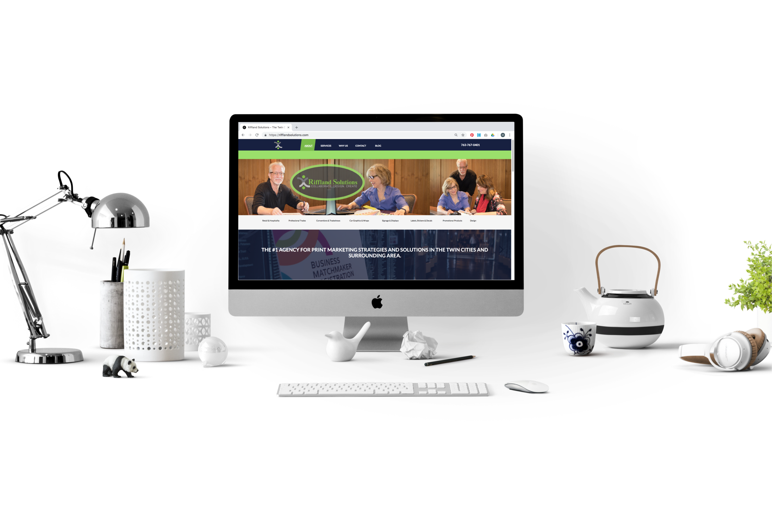 Riffland Solutions Client Spotlight