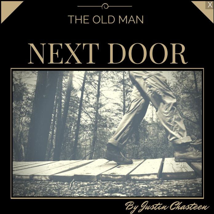 Justin Chasteen author interview book