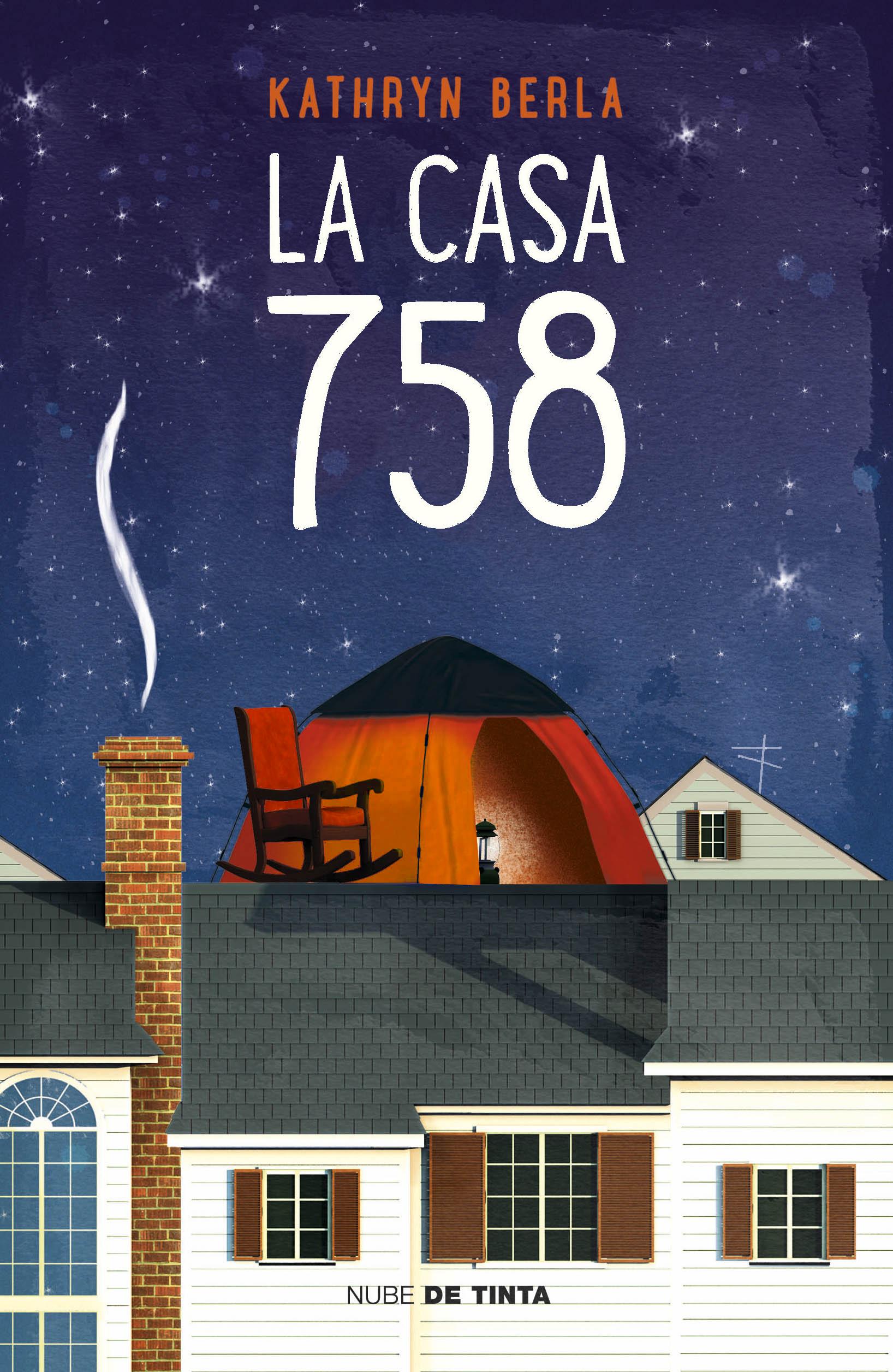 La Casa 758 Book Cover