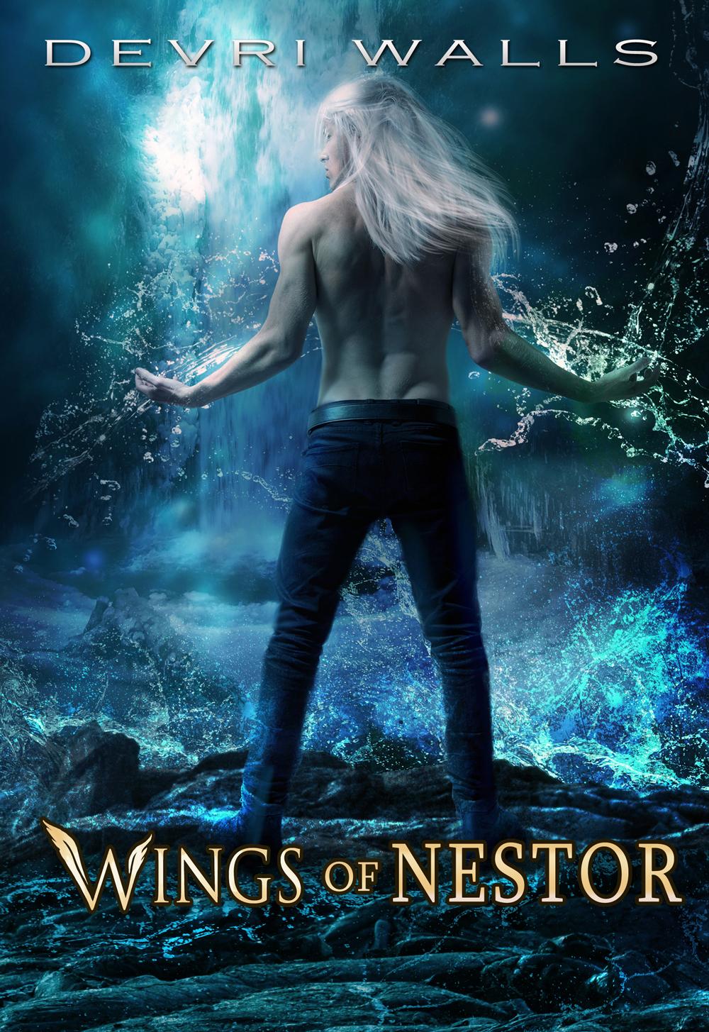 Wings of Nestor Book Cover