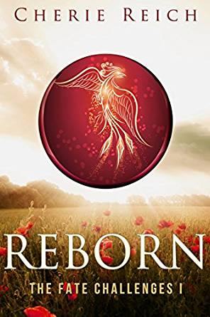 Reborn Book Cover - Author Cherie Reich