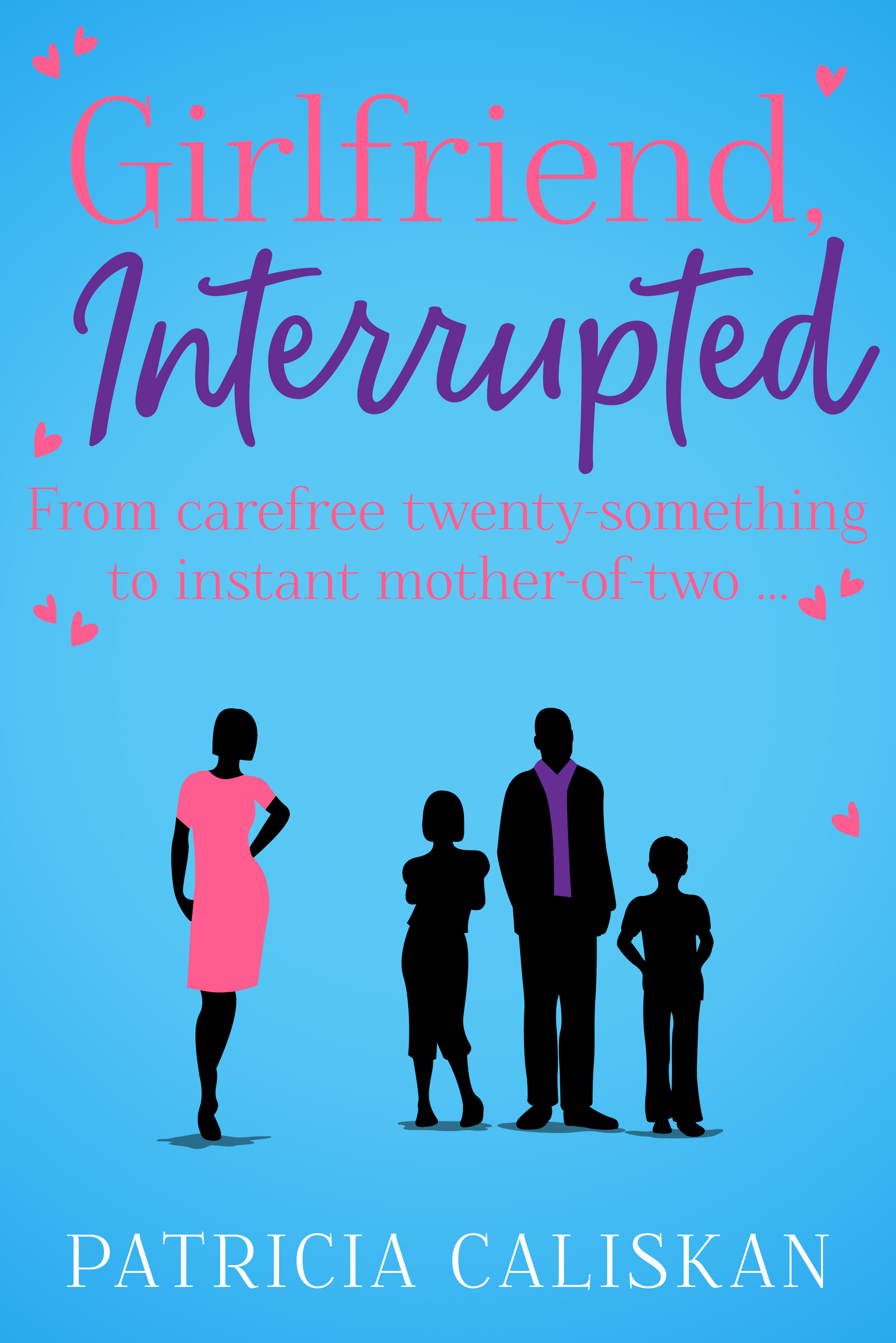 Book Cover: Girl Interrupted by Patricia Caliskan
