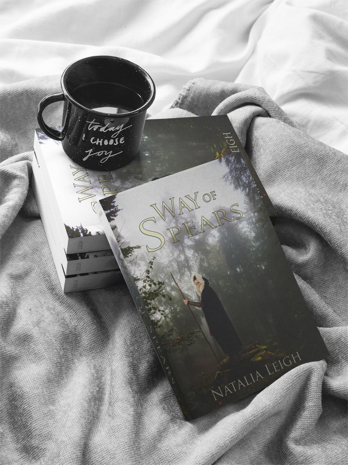 Book Cover - YA Author Natalia Leigh