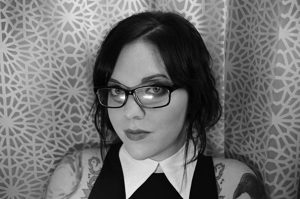 Author Amy Lukavics