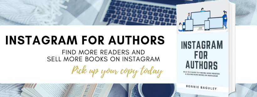Instagram Book Marketing for Authors