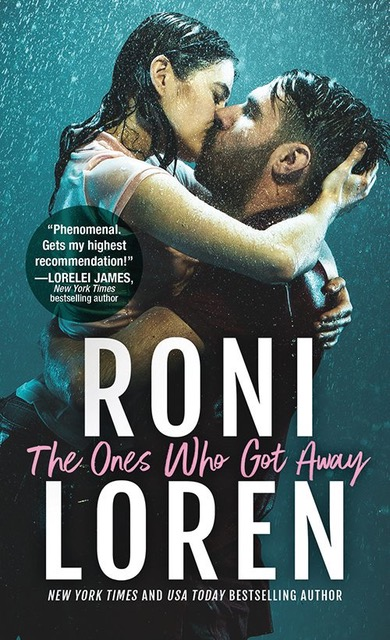 The Ones Who Got Away by romance author Roni Lauren