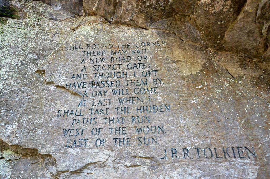 J. R. R. Tolkien quote