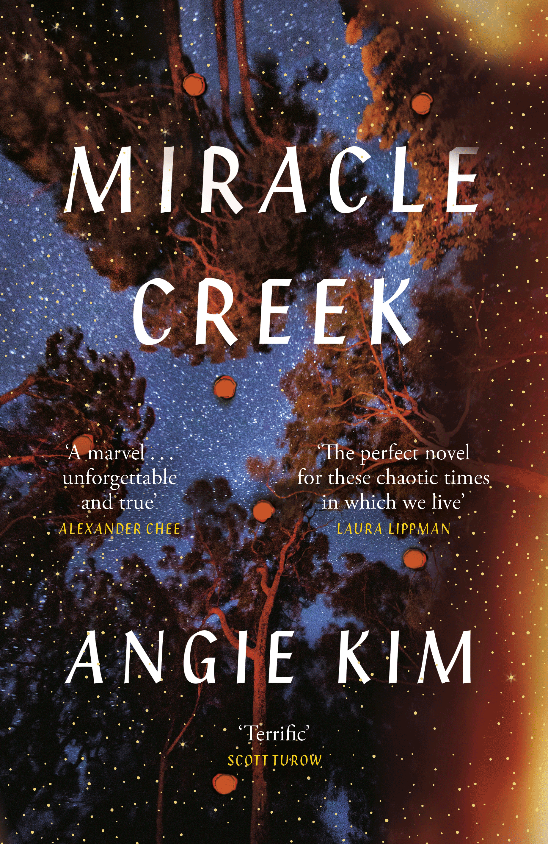 Miracle Creek by author Angie Kim