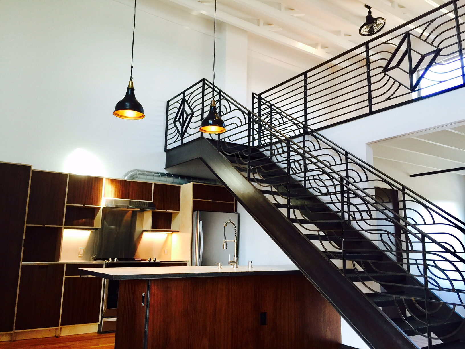 Kitchen and stairs.jpg