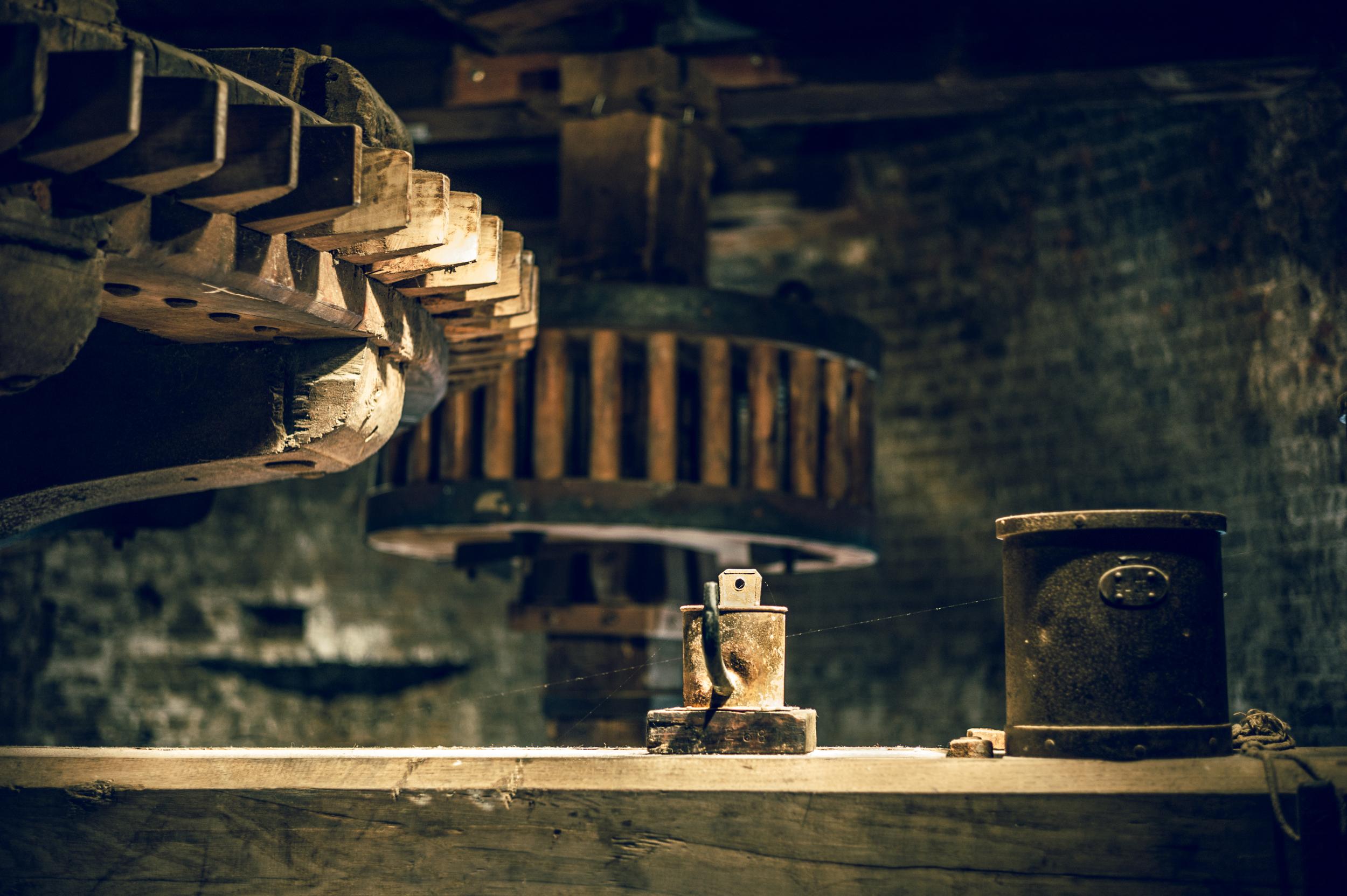 Dutch Windmill Gears