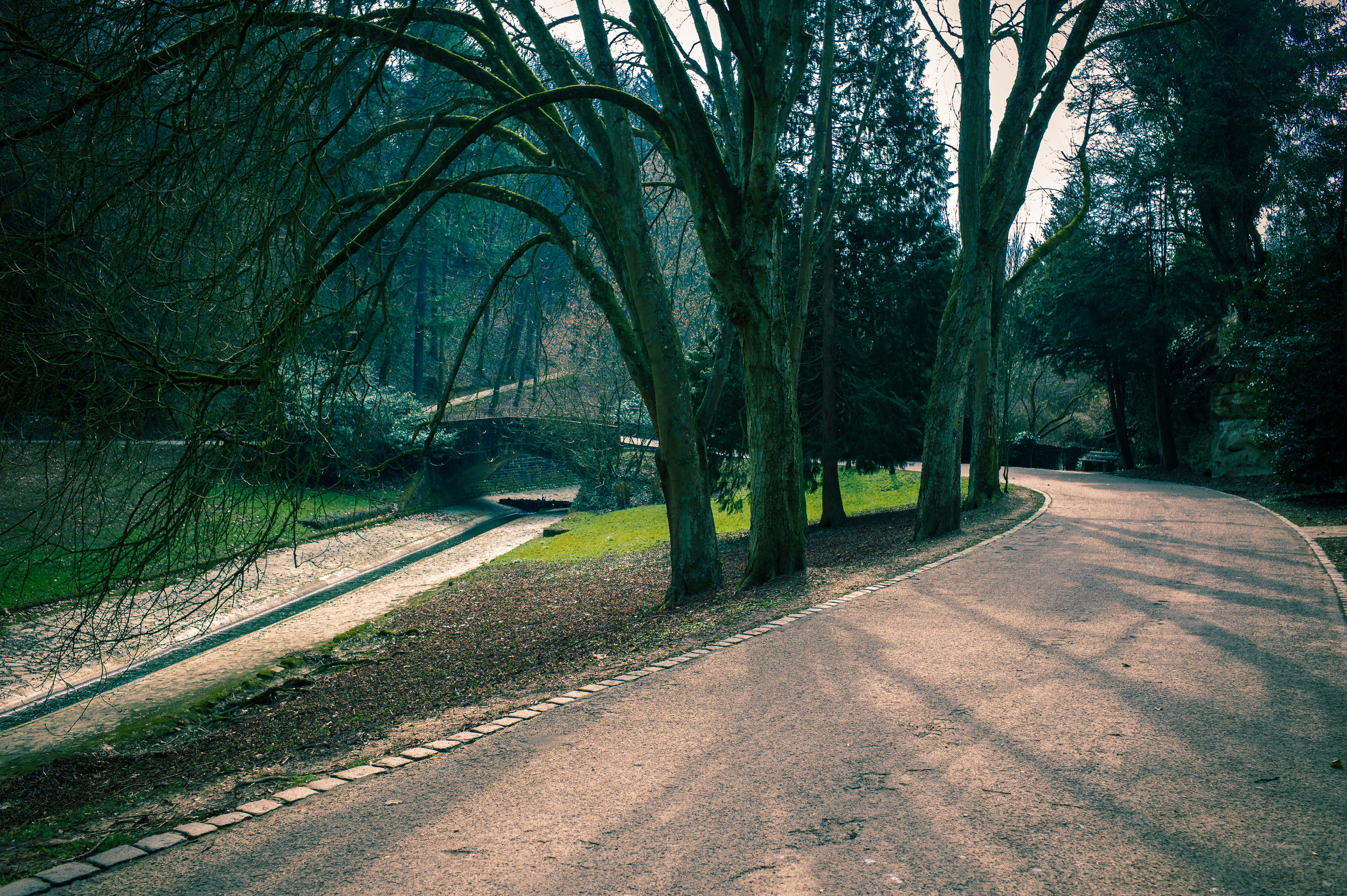 Park in Luxembourg City