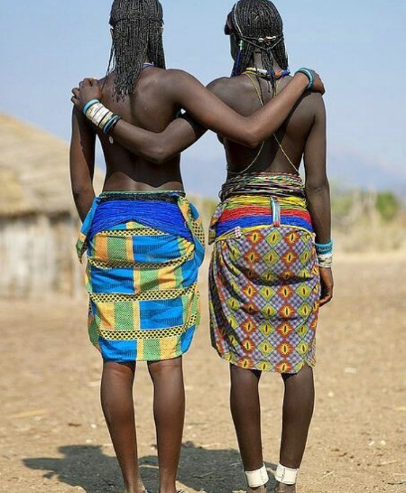 About My African Waist Beads